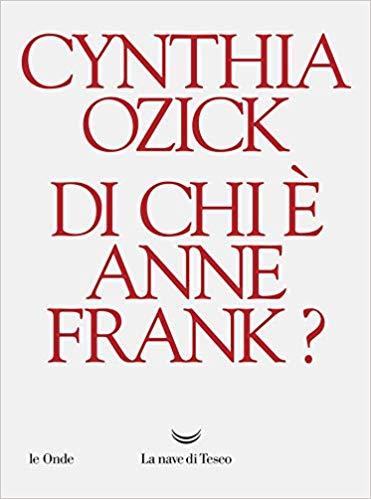 DI CHI E' ANNA FRANK Book Cover