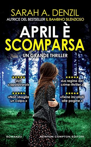 April è scomparsa Book Cover