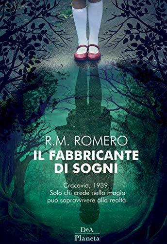 IL FABBRICANTE DI SOGNI Book Cover