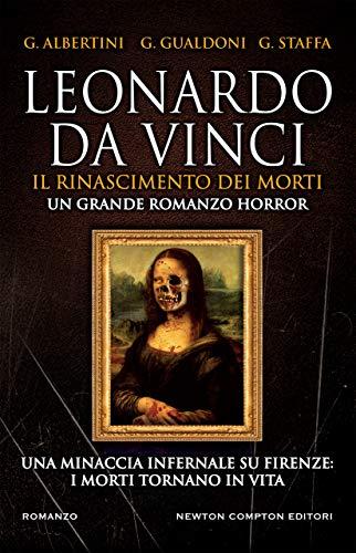 LEONARDO da VINCI. Il Rinascimento dei morti Book Cover