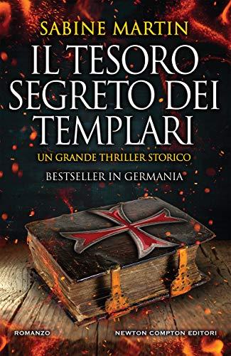 IL TESORO SEGRETO DEI TEMPLARI Book Cover