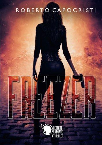 Freezer Book Cover