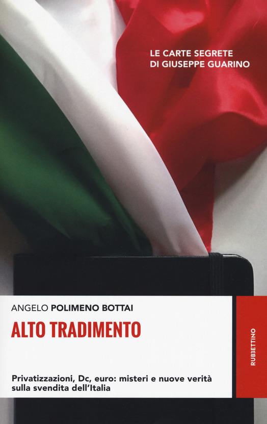 """""""Alto Tradimento"""" Book Cover"""