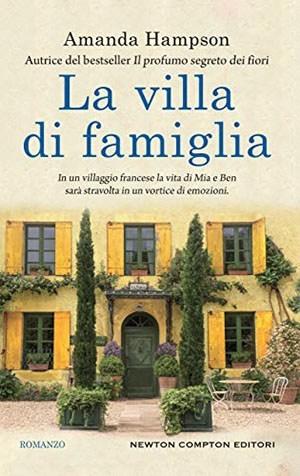 La villa di famiglia Book Cover