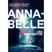 Annabelle Book Cover