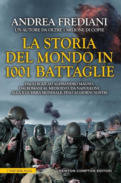 La storia del mondo in 1001 battaglie Book Cover