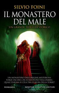 Il monastero del male Book Cover