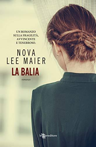 LA BALIA Book Cover