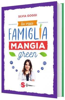 La mia famiglia mangia green Book Cover