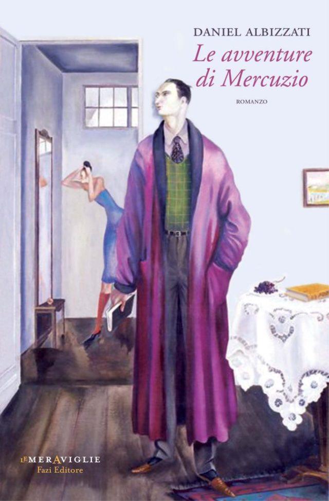 LE AVVENTURE DI MERCUZIO Book Cover