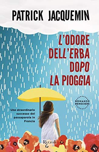 L'odore dell'erba dopo la pioggia Book Cover