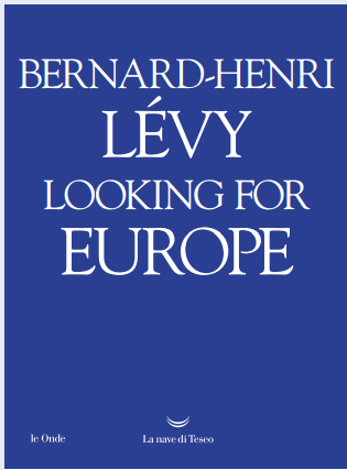LOOKING FOR EUROPE Book Cover