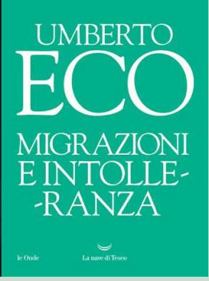 MIGRAZIONI E INTOLLERANZA Book Cover