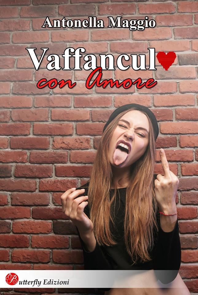Vaffanc**o con amore Book Cover