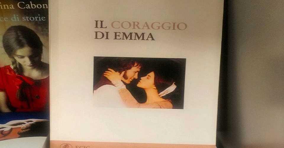 Il coraggio di Emma Book Cover