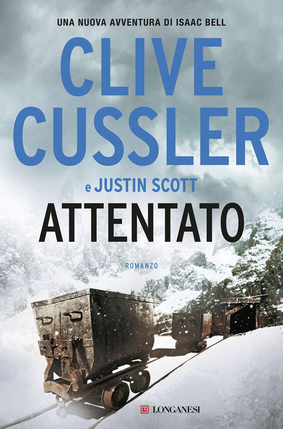 Attentato Book Cover