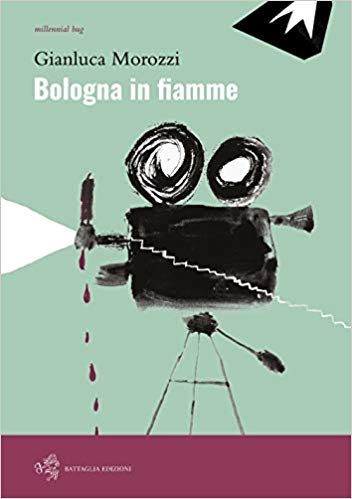 Bologna in fiamme Book Cover