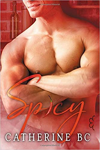 Spicy Book Cover