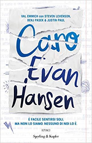 CARO EVAN HANSEN Book Cover