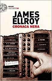 CRONACA NERA Book Cover