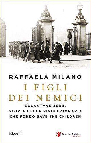I FIGLI DEI NEMICI Book Cover