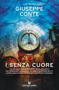 I SENZA CUORE Book Cover