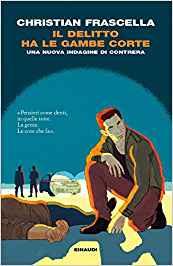 IL DELITTO HA LE GAMBE CORTE Book Cover