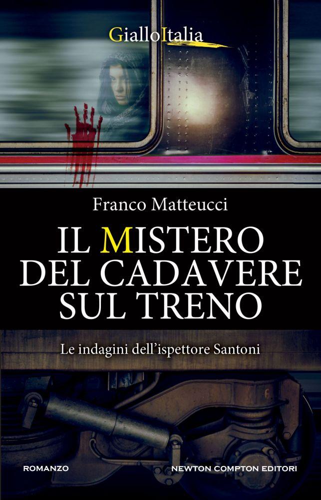 IL MISTERO DEL CADAVERE SUL TRENO Book Cover