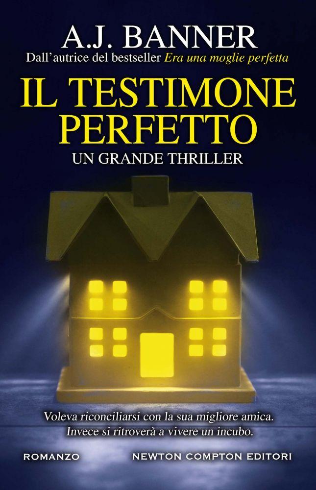 IL TESTIMONE PERFETTO Book Cover