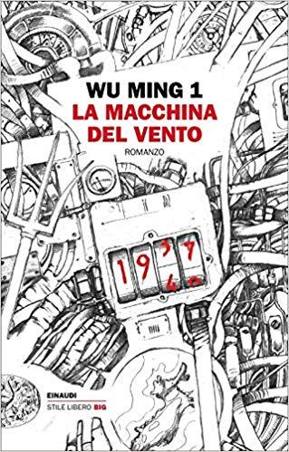 LA MACCHINA DEL VENTO Book Cover