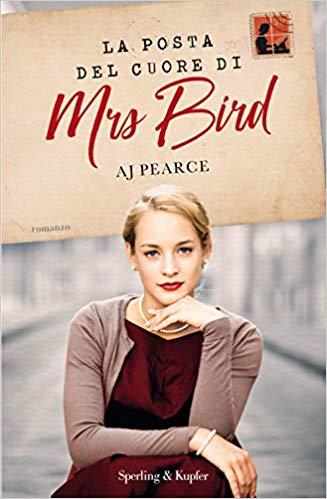 LA POSTA DEL CUORE DI MRS BIRD Book Cover