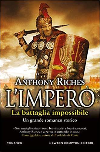 L'IMPERO. La Battaglia Impossibile Book Cover