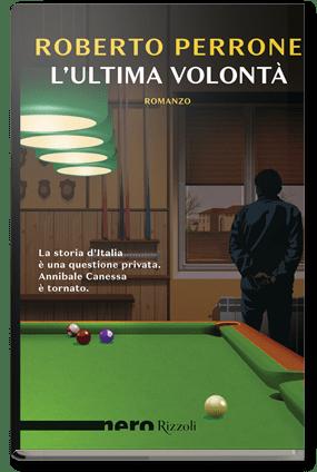 L'ULTIMA VOLONTA' Book Cover