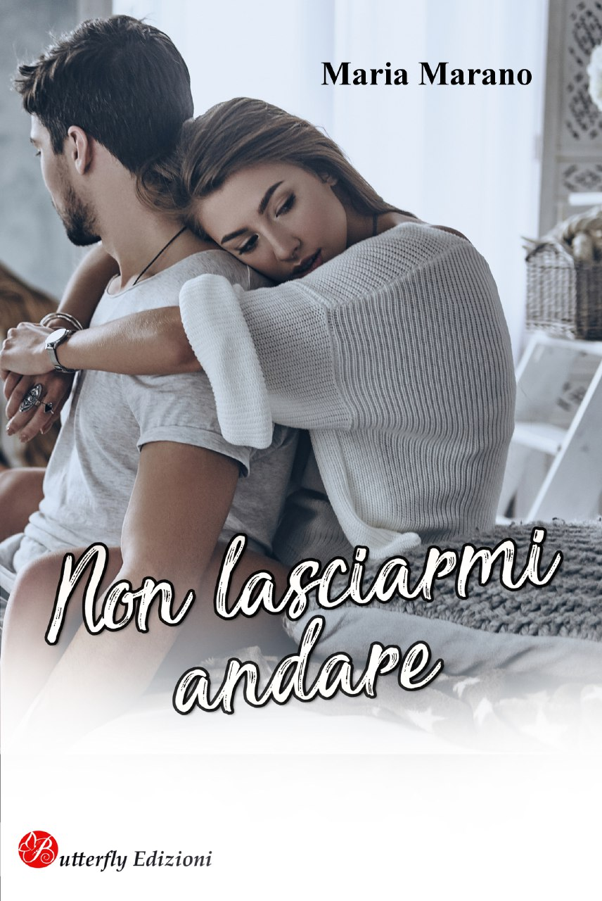 NON LASCIARMI ANDARE Book Cover