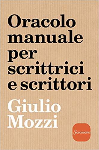 ORACOLO MANUALE PER SCRITTRICI E SCRITTORI Book Cover