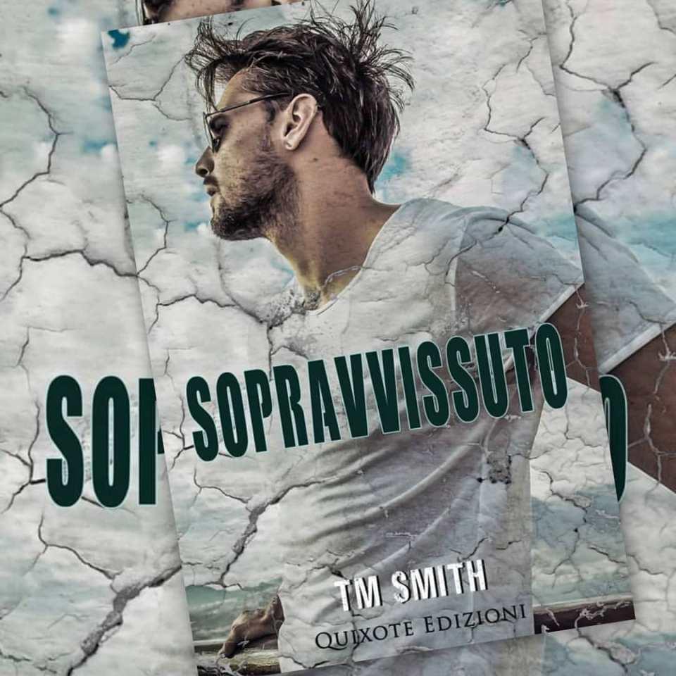 SOPRAVVISSUTO Book Cover