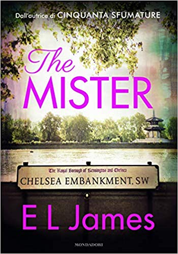 THE MISTER Book Cover