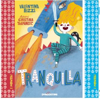 TRANQUILLA Book Cover