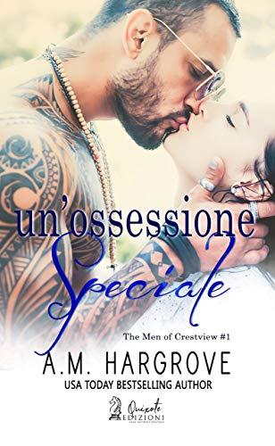 UN'OSSESSIONE SPECIALE Book Cover