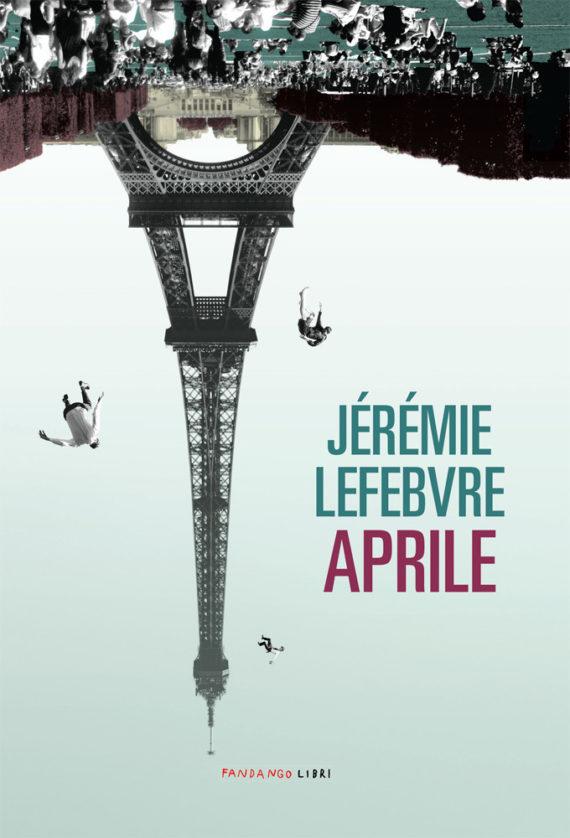 APRILE Book Cover