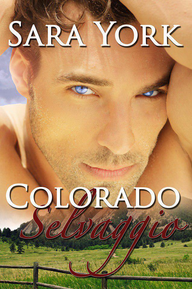 COLORADO SELVAGGIO Book Cover