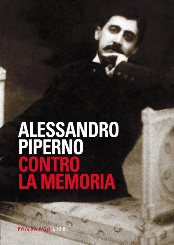 CONTRO LA MEMORIA Book Cover
