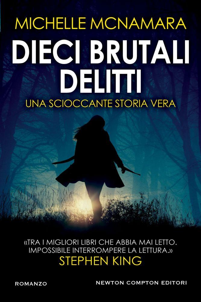 DIECI BRUTALI DELITTI Book Cover
