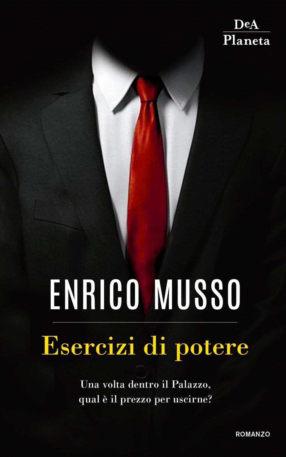ESERCIZI DI POTERE Book Cover