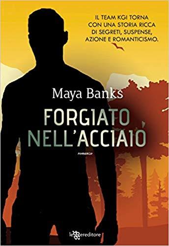 FORGIATO NELL'ACCIAIO Book Cover