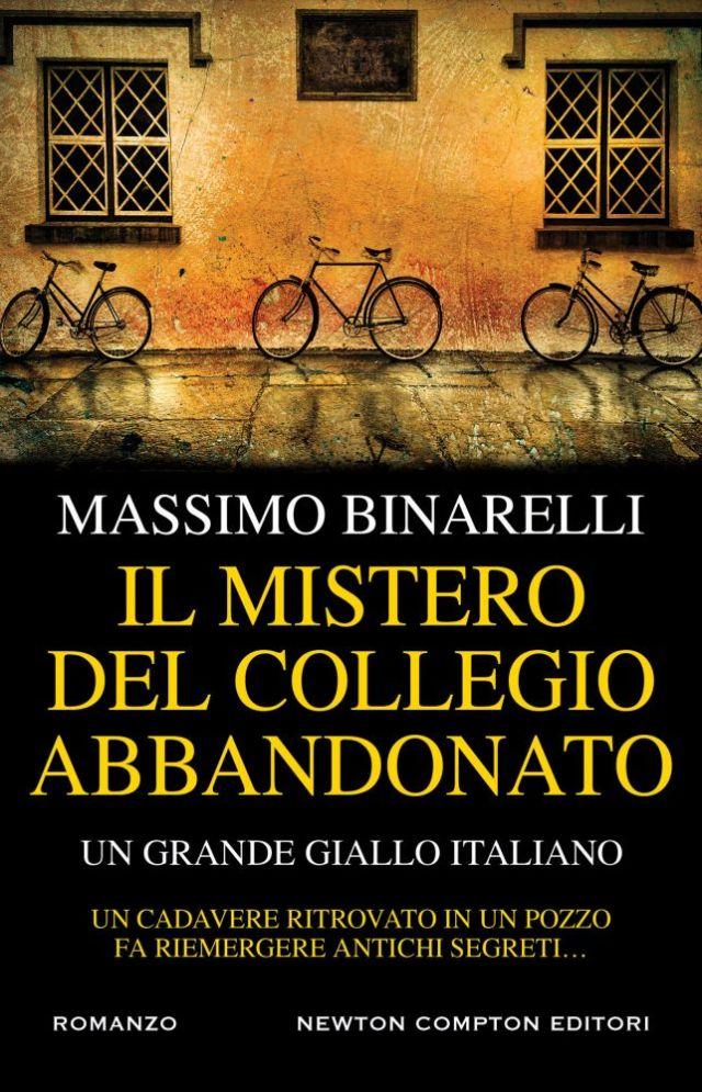 IL MISTERO DEL COLLEGIO ABBANDONATO Book Cover