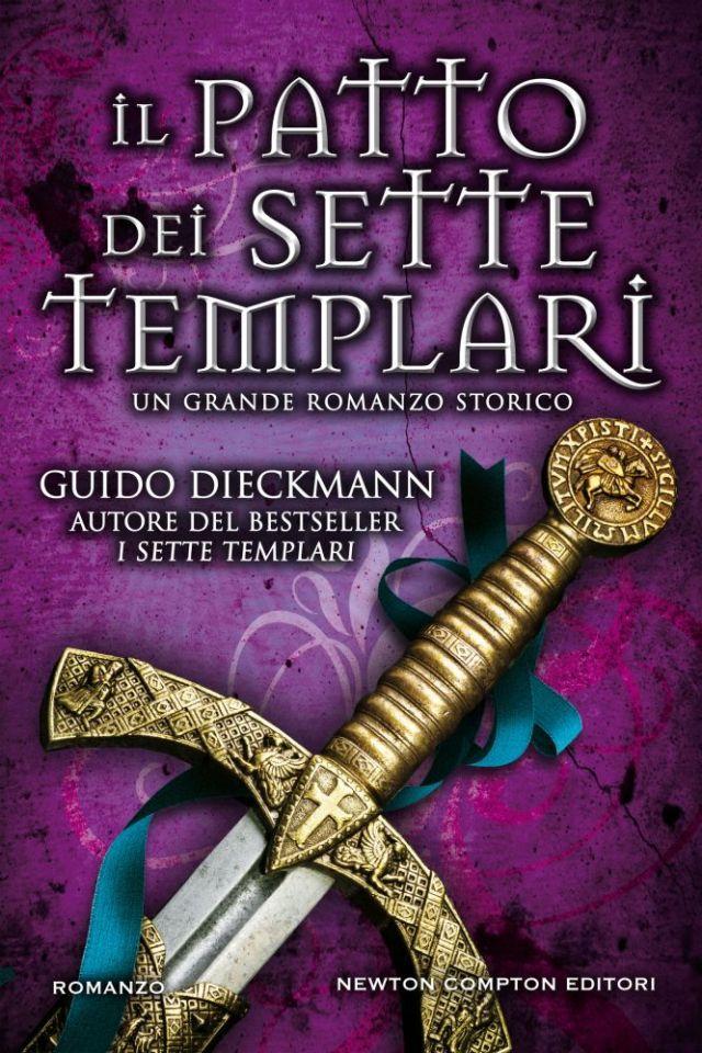 IL PATTO DEI SETTE TEMPLARI Book Cover