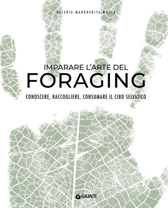 IMPARARE L'ARTE DEL FORAGING Book Cover