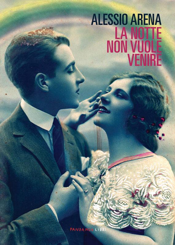 LA NOTTE NON VUOLE VENIRE Book Cover