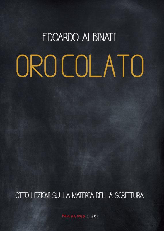 ORO COLATO Book Cover